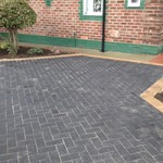 Barlow landscaping & paving Liverpool, pathway garden block paved