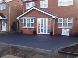 Block Paving Project in Liverpool