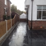 Some of Barlow's work - Liverpool's No.1 Landscaping services