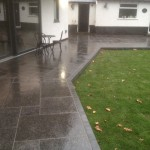Some finished paving | Barlow Landscaping