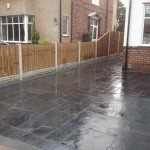 Paving by Barlow Landscaping